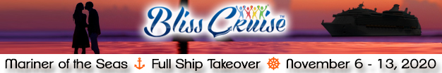 Bliss Cruise Full Ship Takeover