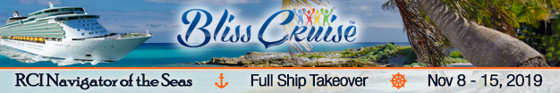 Bliss Cruise - RCI Navigator of the Seas - Nov 8-15, 2019